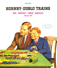 picture of hornby-dublo model railroad catalogue