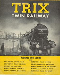 Picture of Trix Model Railway Catalogue